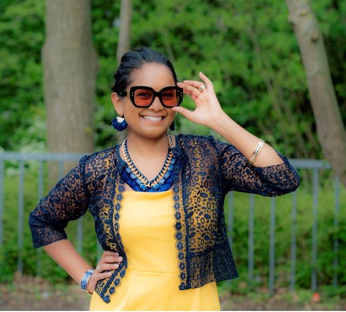 Vakantie vibes van Soraya Koendjbiharie